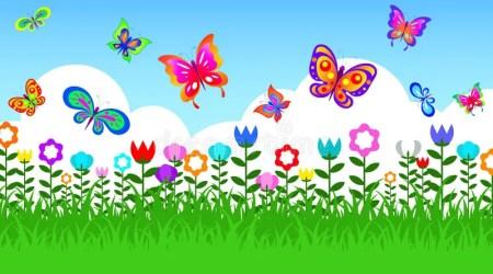 Butterfly Garden Stock Illustrations 34 578 Butterfly Garden Stock Illustrations Vectors & Clipart Dreamstime