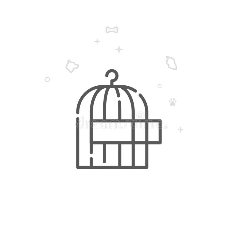 Abstract Cage Vector 11 stock vector. Illustration of