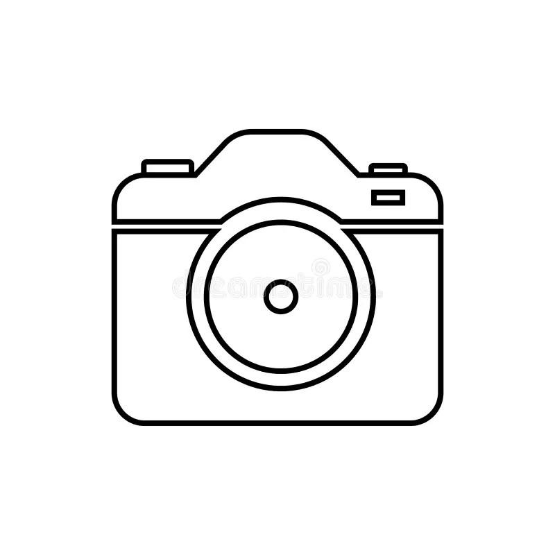 Digital Vector Detailed Line Art Stock Vector