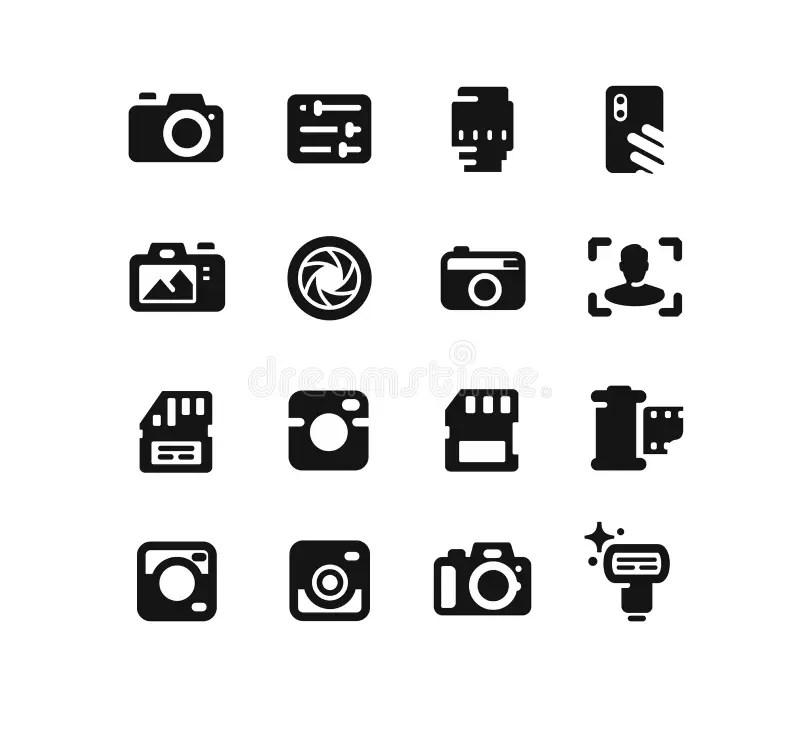 Vector Photographer stock vector. Illustration of modern