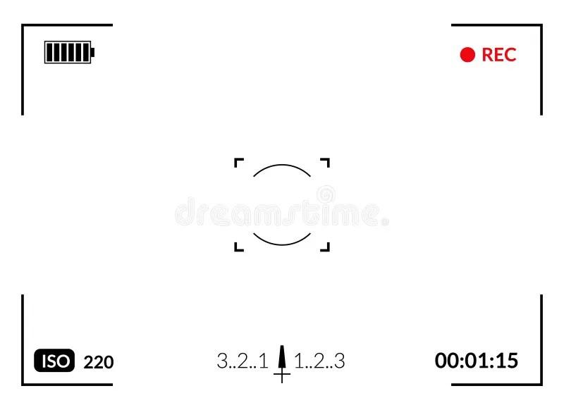 Photography lesson stock illustration. Illustration of