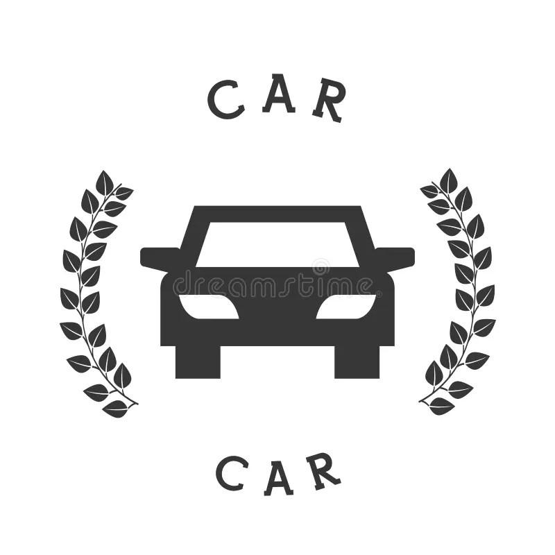 Car Pictogram Stock Illustrations