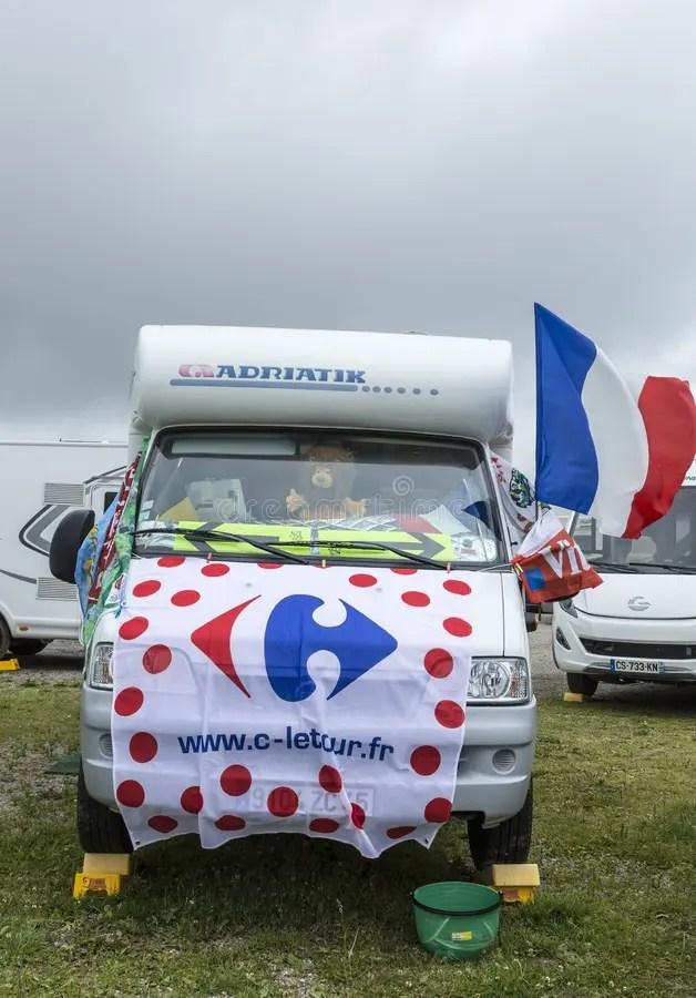 Caravane Dcore  Tour De France 2014 Photo ditorial  Image du transport point 59630241