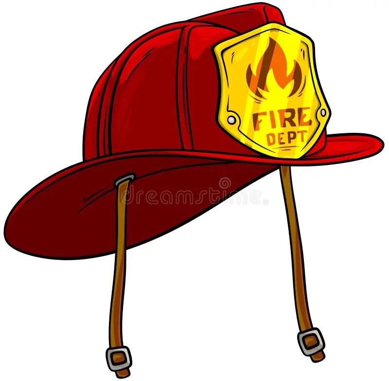 firefighter helmet stock illustrations