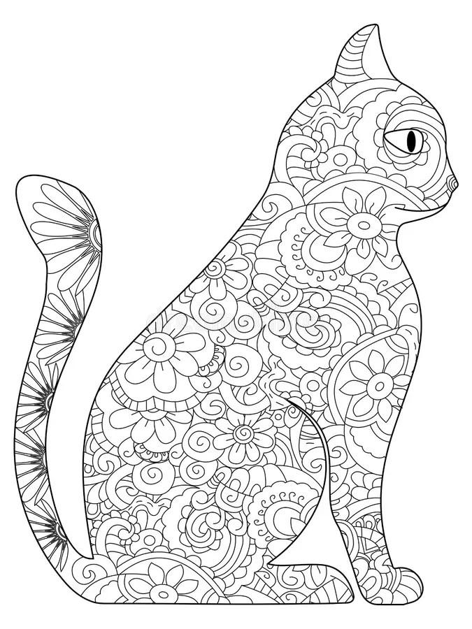Butterflies Illustration Stock Vector Illustration Of