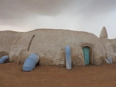Resultado de imagem para tatooine casas