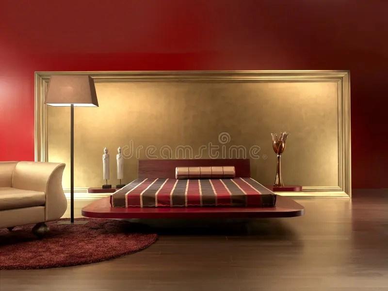 Chambre  coucher luxueuse image stock Image du intrieur  6989343