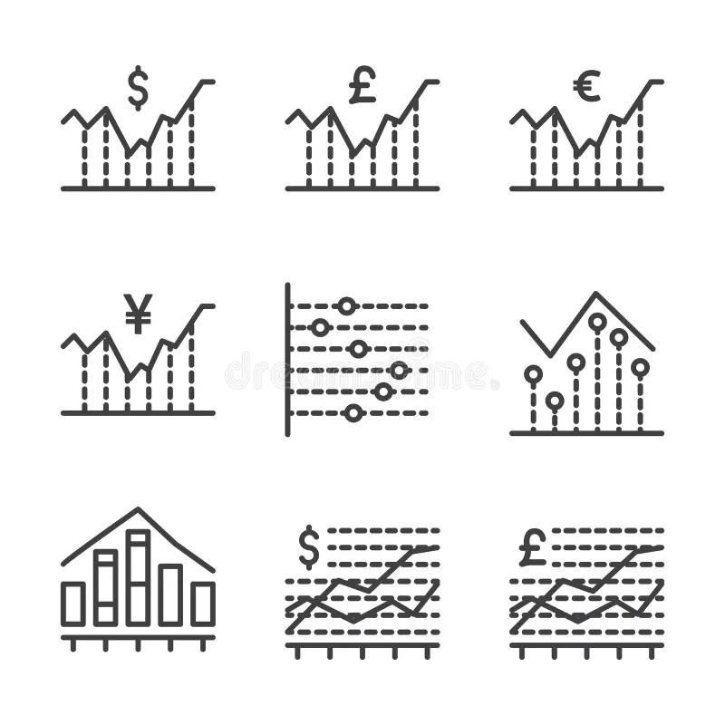 Pie Chart Statistic Concept. Business Flow Process Diagram