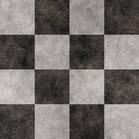 Checker Stone (Seamless Texture) Stock Photo