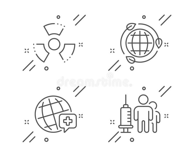 Chemical Hazard, Inspiration And Contactless Payment Icons