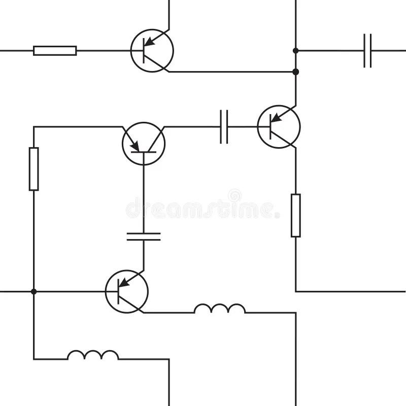 Plan Wiring Lighting. Electrical Schematic Interior. Set