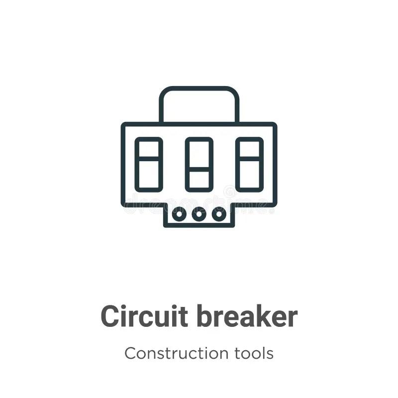 Breaker Circuit Stock Illustrations