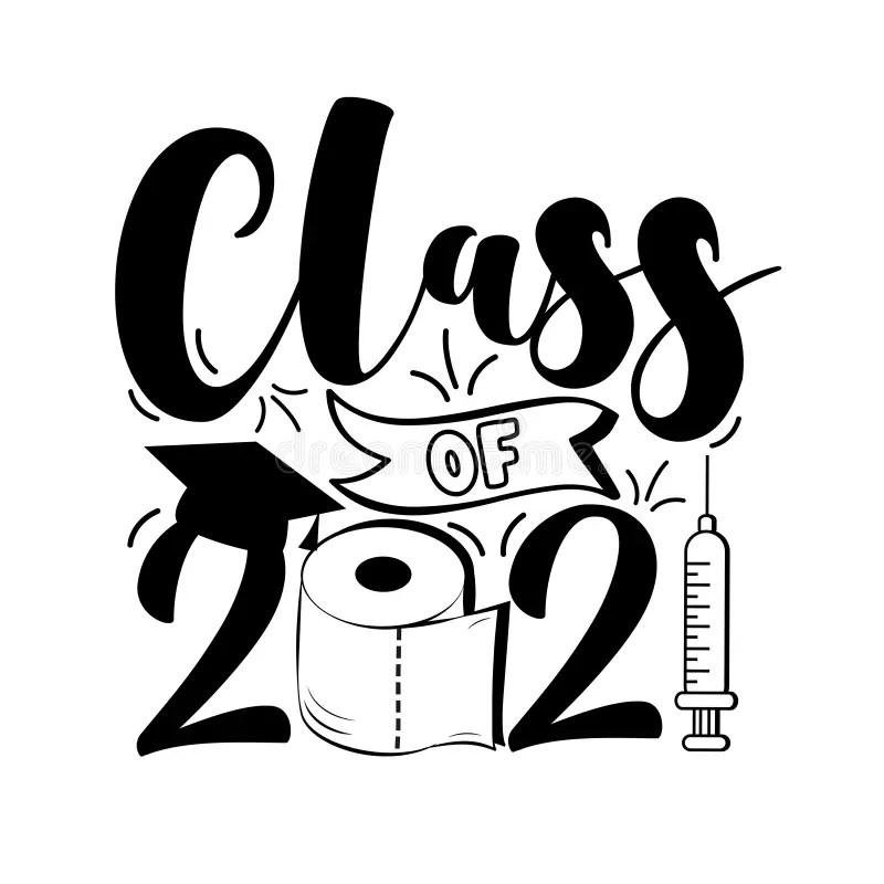 Covid Graduation Stock Illustrations