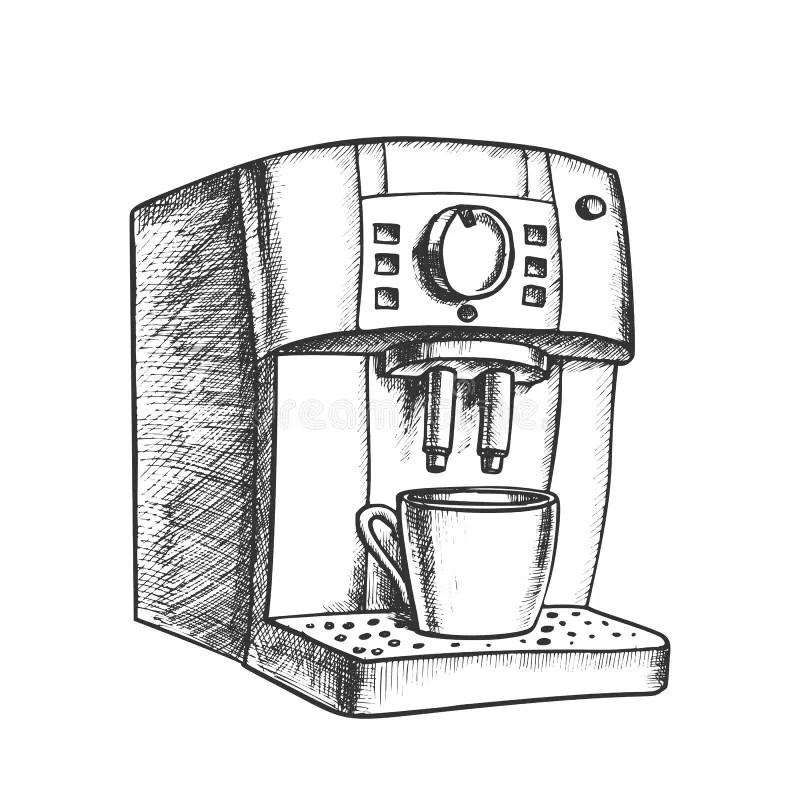 Coffee Cup Tattoo Stock Illustrations