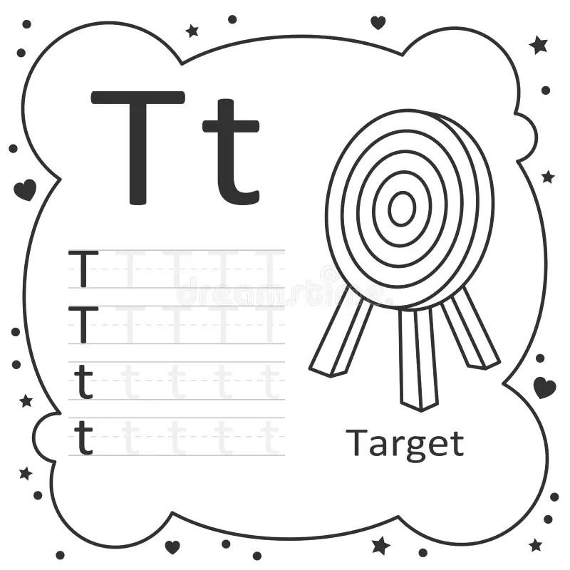 Children Target Stock Illustrations