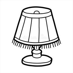 Lamp Coloring Stock Illustrations 2 229 Lamp Coloring Stock Illustrations Vectors & Clipart Dreamstime