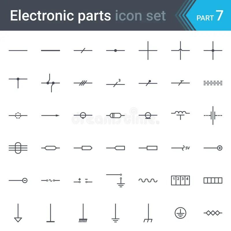 Cable Wiring Diagram Symbols
