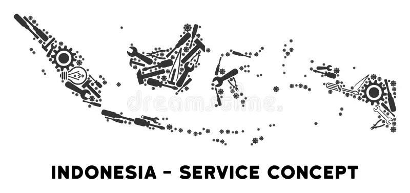 Repair Technician Job stock illustration. Illustration of