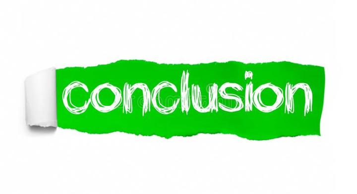 Conclusion Word Stock Photos - Download 838 Royalty Free Photos