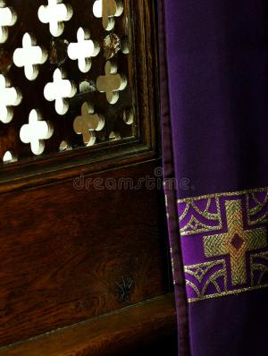 confession confessional church