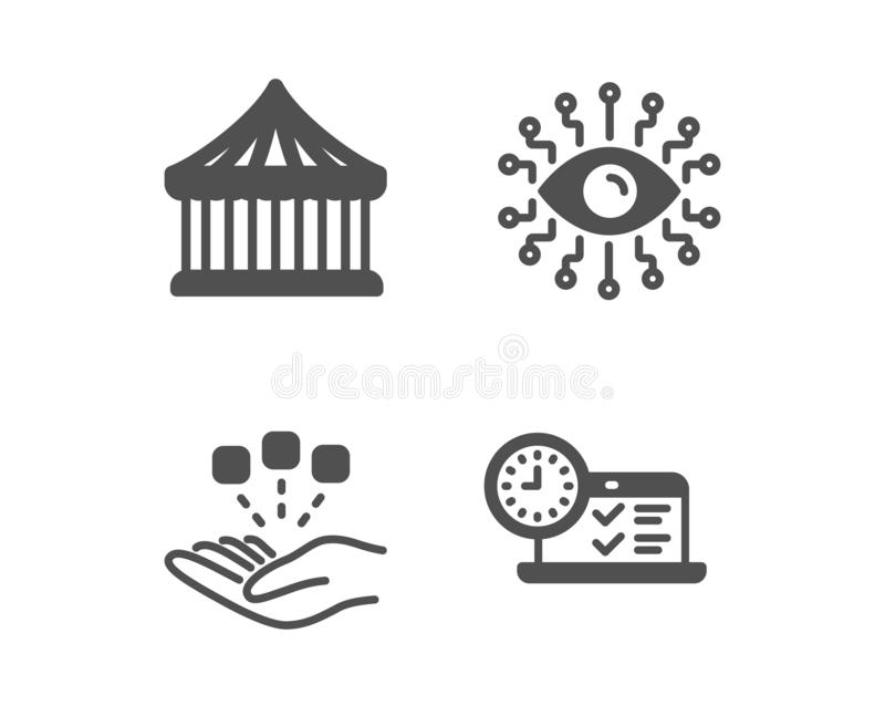 Consolidation Stock Illustrations