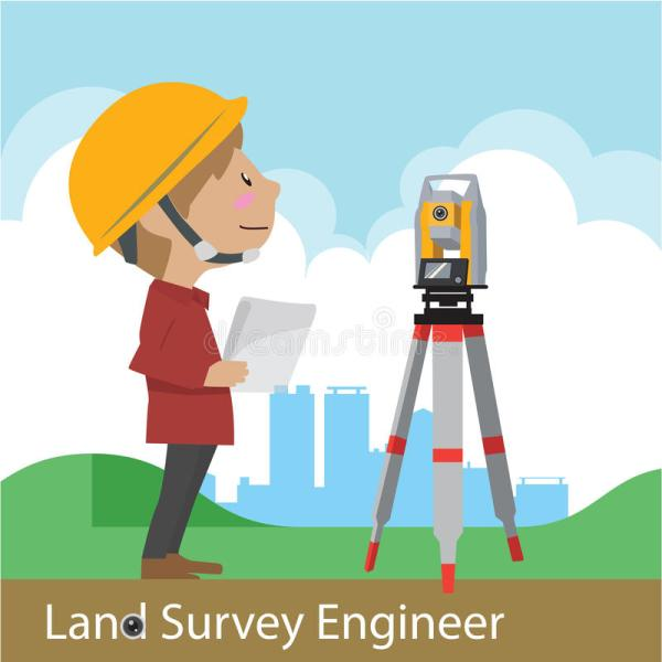 Construction And Civil Engineering Vector Stock