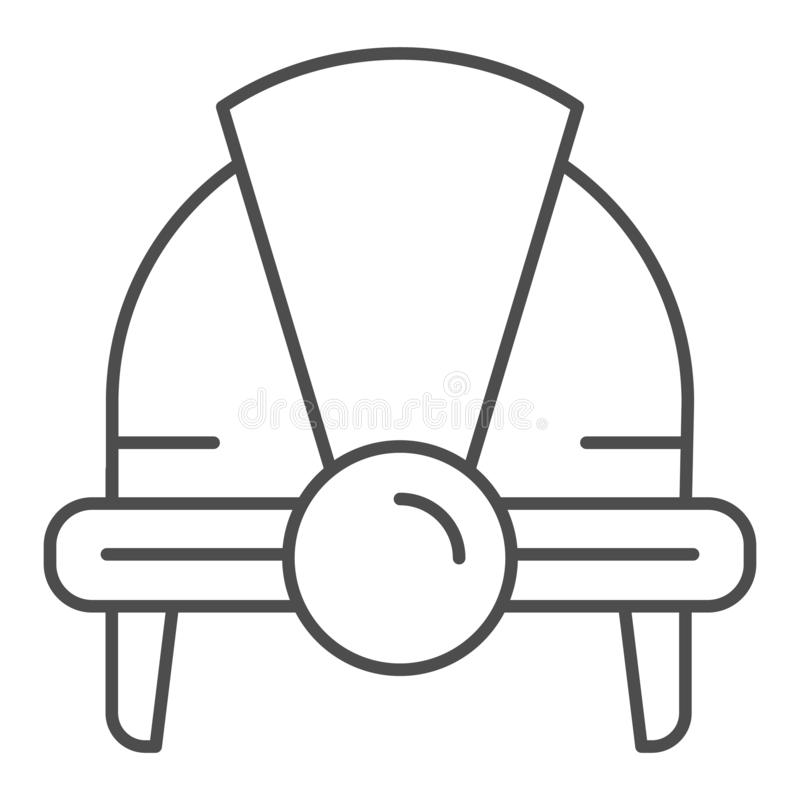 Construction Hat Stock Illustrations