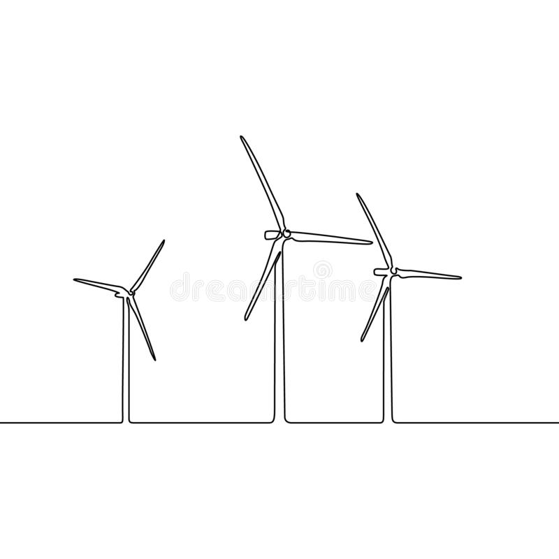 Power Plant Icons. Electricity Generation Plants And