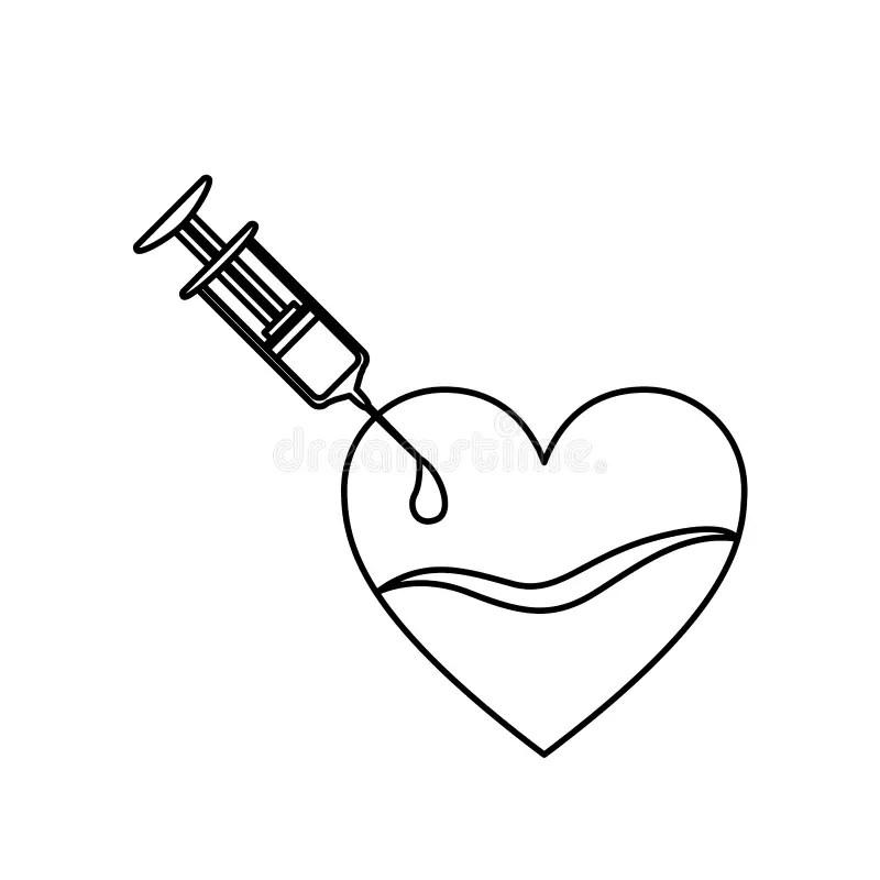 Donate Blood Stock Illustrations