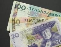 corona-sueca-y-x-sek-x-notas-moneda-de-suecia-y-x-se-x-75212900% - Suecia será, posiblemente, el primer país en abandonar al 100% el uso del dinero en efectivo