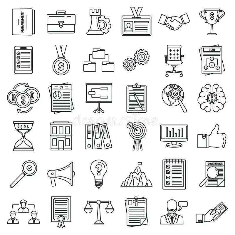 Governance Stock Illustrations