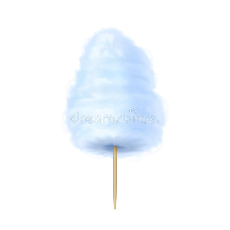 cotton candy stock illustrations