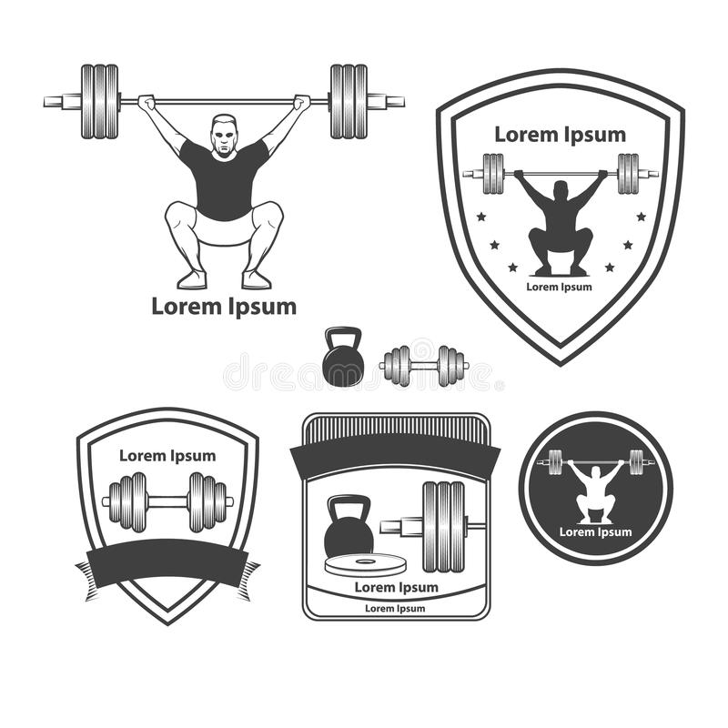 Crossfit Stock Illustrations