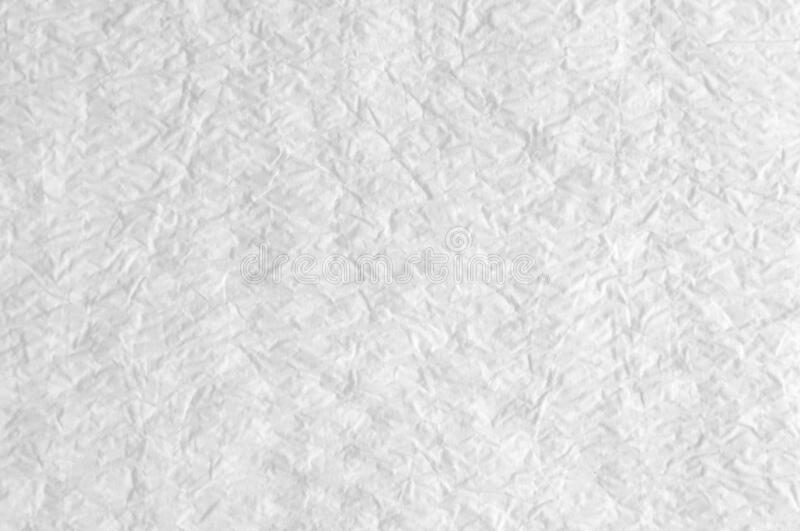 Crumpled And Wrinkled Paper Texture Abstract Grunge