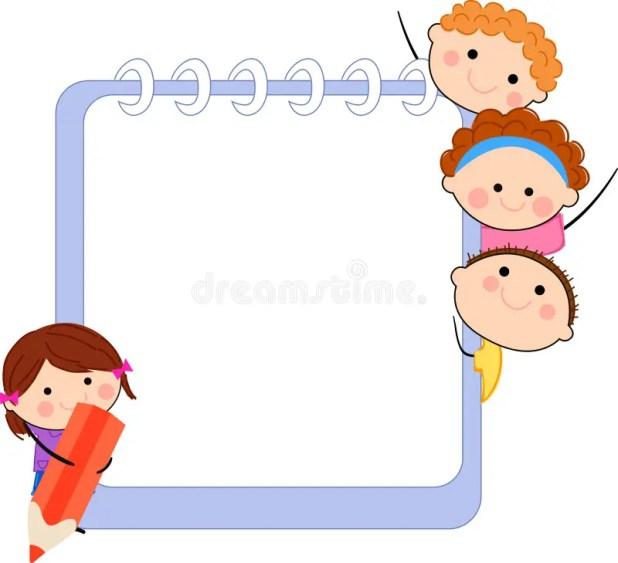Cute Cartoon Frame Clipart | Cartoonview.co