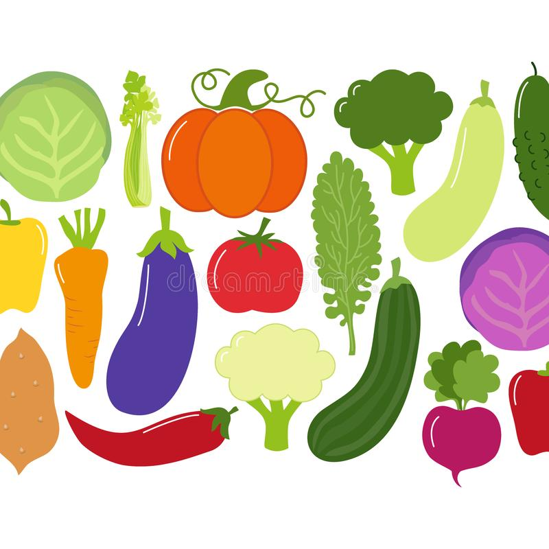 Cute Vegan Menu Frame Background With Various Vegetables Stock Vector - Illustration of natural. happy: 147599376