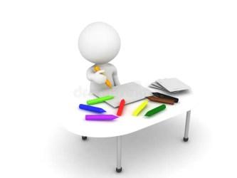 Cartoon Desk Messy Stock Illustrations 254 Cartoon Desk Messy Stock Illustrations Vectors & Clipart Dreamstime