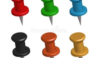 Wood Push Pin Clip Art Transparent | Wooden Thing