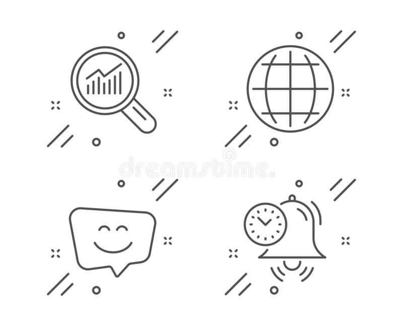 World Time Sign Icon. Universal Time Symbol. Stock Vector