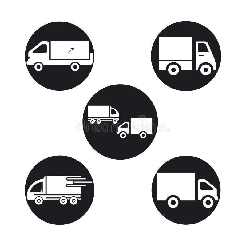Trucking Business Stock Illustrations