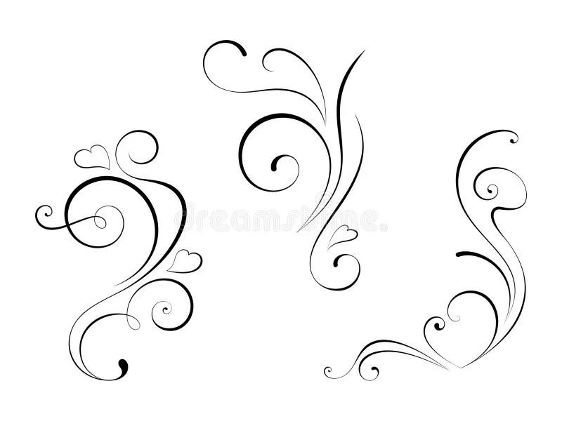 Deco Heart Royalty Free Stock Image