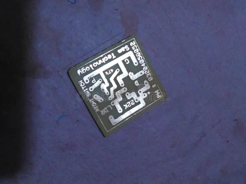 Computer Numerical Control Cnc Printed Circuit Board Pcb Drilling