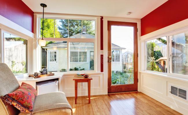 Detached Guest House Vacation Rental Cottage Interior