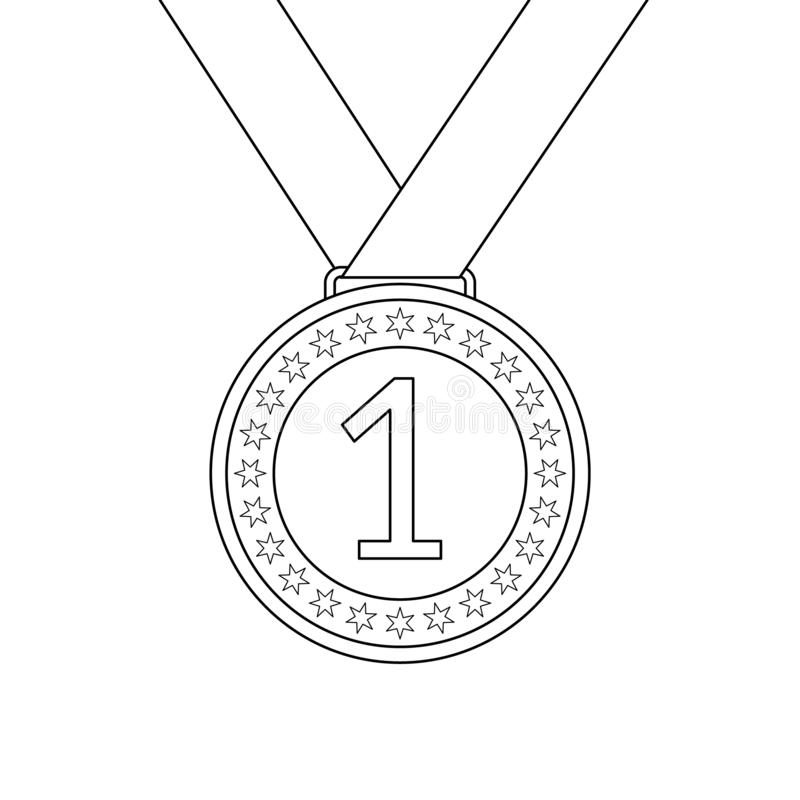 Gold detailed certificate stock vector. Illustration of