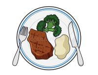 Cartoon Dinner Plate & Wooden Cartoon Lovely Dinner Plate ...