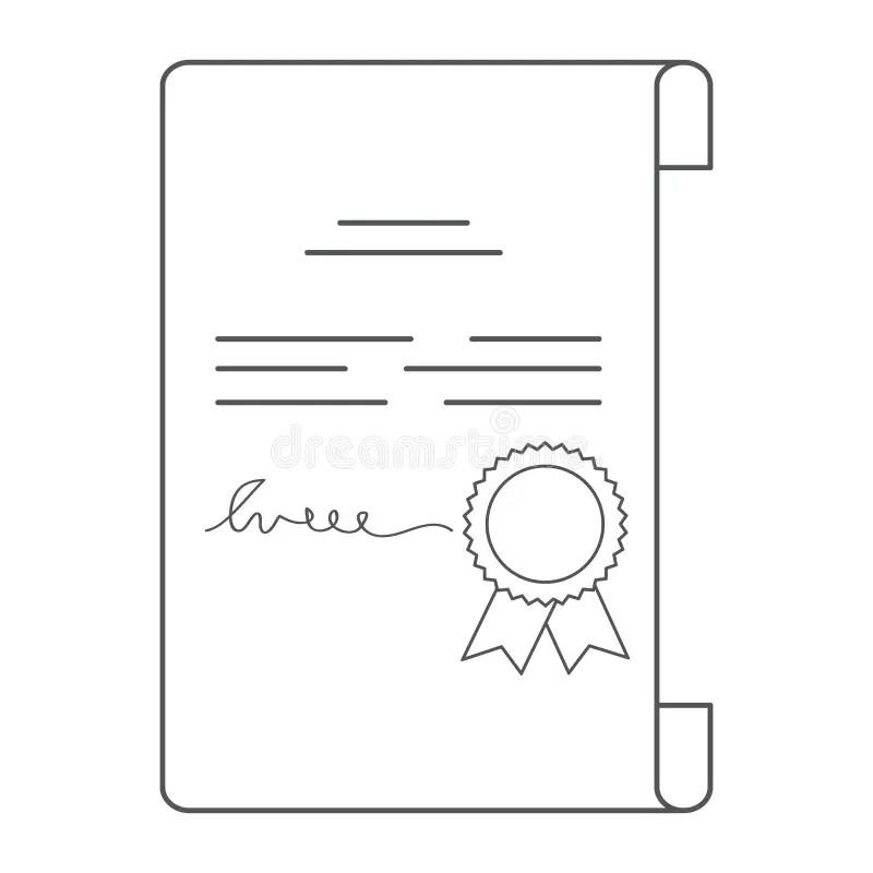 Gift Certificate, Diploma, Coupon, Award Of Course Stock