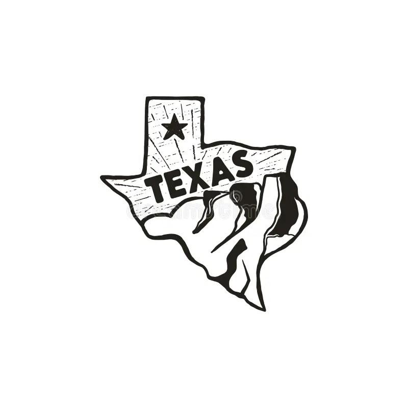 Siluetta Di Dallas, Texas United States Dell'America