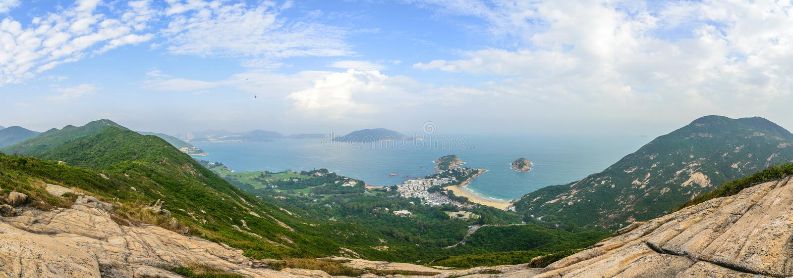 Dragon Back Trail In Hong Kong Stock Image - Image of autumn. most: 59347319