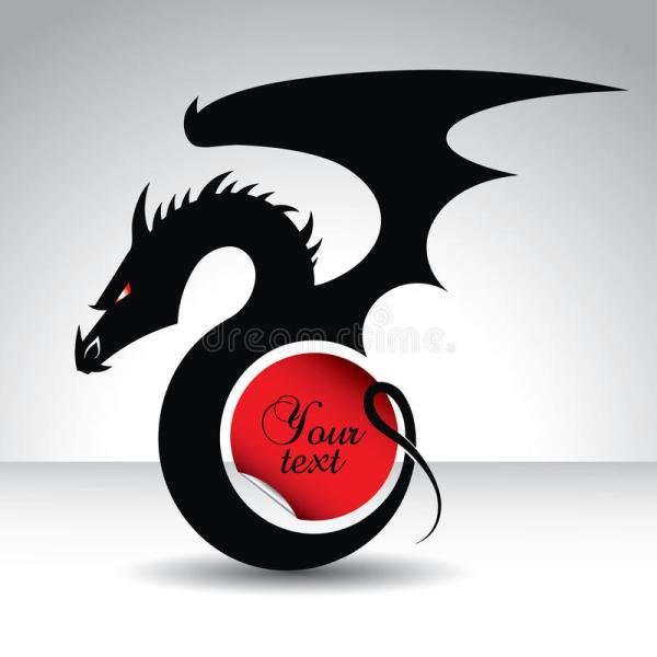 Dragon Circle Logo