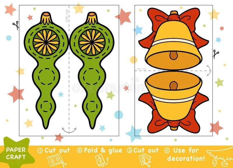 Cartoon Cut Boy Paper Pictures Scissors Using